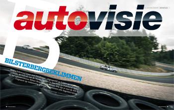 Bilsterbergbeklimmen, artikel in Autovisie